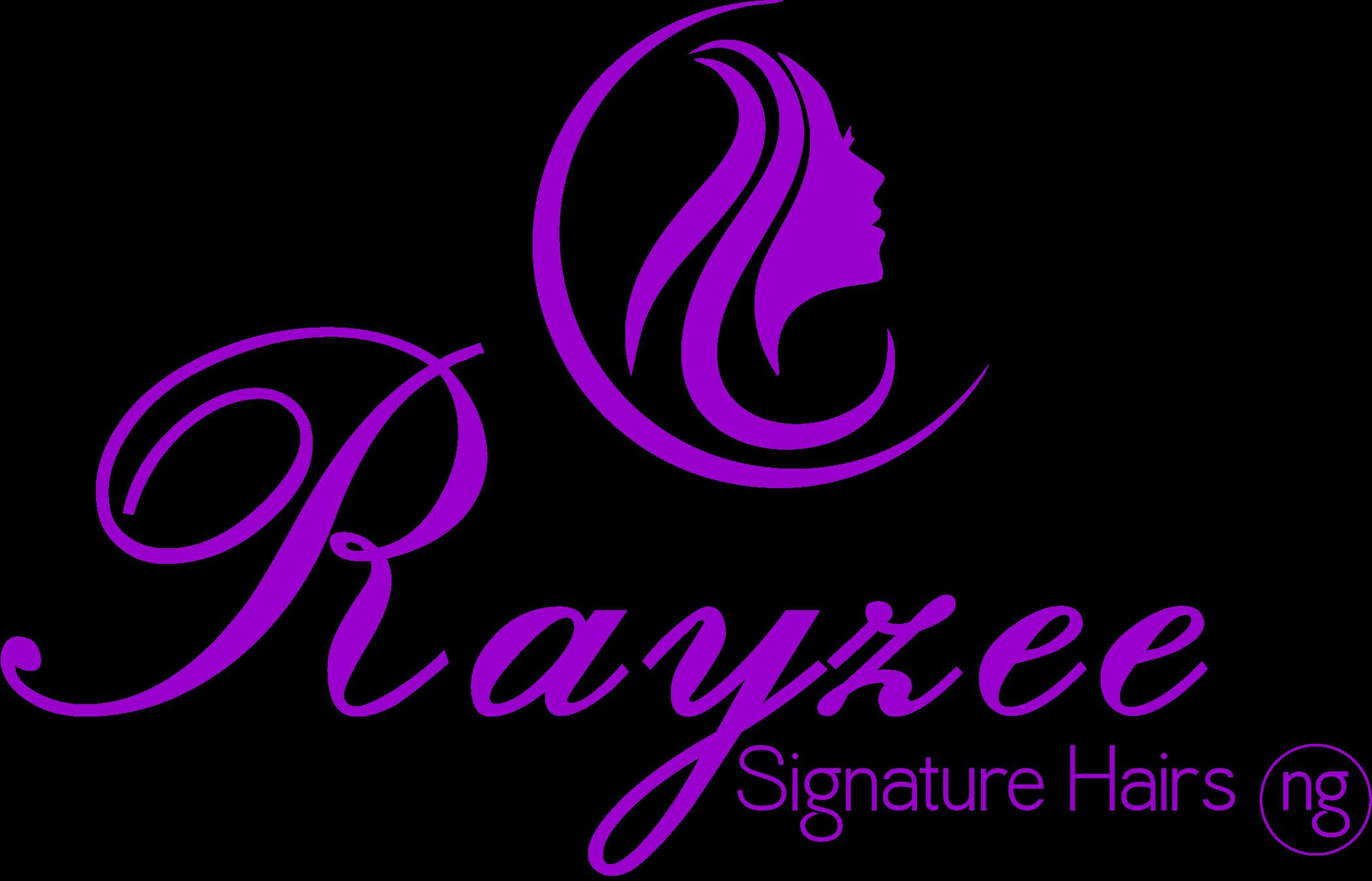 Rayzee Signature Hairs